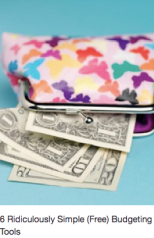 6 Ridiculously Simple (Free) Budgeting Tools